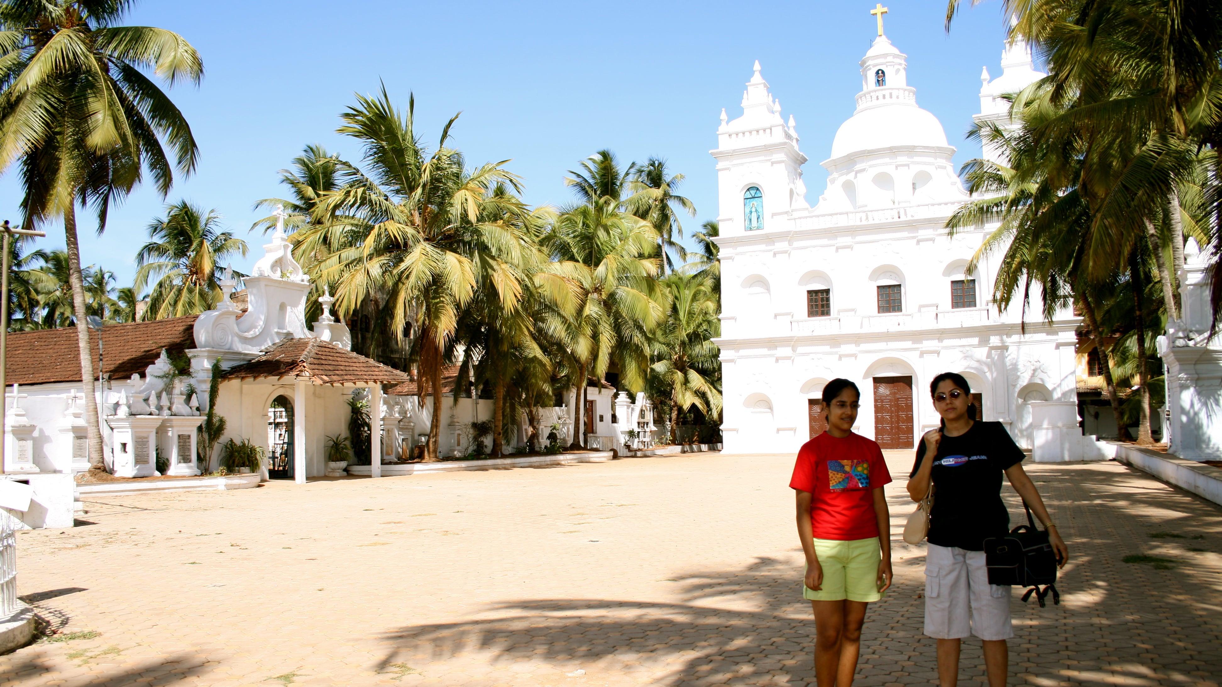 St. Alex's, Goa
